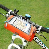 El bolso más nuevo de la bici de la montura de la bicicleta de la motocicleta