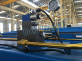 QC12k CNC 유압 그네 광속 판금 깎는 기계 \ 격판덮개 절단기