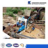 Arandela de la arena con el sistema fino de la recuperación de la arena en China