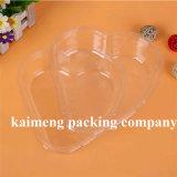 Rectángulo claro plástico plegable alto transparente de la fuente de China para el conjunto del regalo (rectángulo claro)