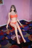 Silicón de la TPE de la muñeca de 158 sexos realista
