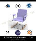 Hzpc174 고위 자주색 의자 팔걸이 없음