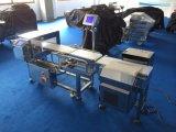Machine en ligne d'inspection et de contrôle du poids en métal