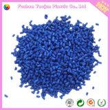 Masterbatch azul para los productos químicos