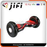 10 équilibre électrique Hoverboard de scooter de roue de pouce deux avec le traitement