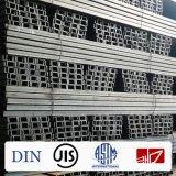 """Tipo laminato a caldo d'acciaio/Upn/Upe della scanalatura a """"u"""" Q235 JIS GB U"""