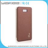 Côté mobile portatif de pouvoir du chargeur 8000mAh USB de grande capacité