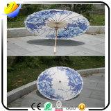 선전용 선물을%s 가진 주문을 받아서 만들어진 로고 기름 종이 우산
