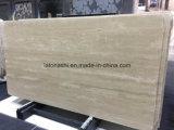 벽 도와를 위한 로마 베이지색 석회화 돌 석판