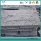 Telha cinzenta escura do granito G654, telha de revestimento, revestimento da parede, etapas das escadas, Decking lidando da associação, pedra de pavimentação, pavimentação do granito