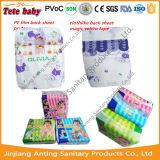 Constructeur de couche-culotte de bébé estampé par coton 100% de Chine
