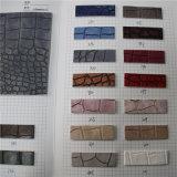 2017の高品質のワニによって浮彫りにされるハンドバッグの革(K511)
