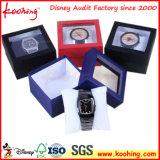 Caixa de relógio da base da dobradiça da tampa com indicador de indicador (KH-0726)
