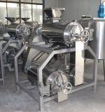 Equipamento do processo de manufatura da polpa da manga