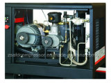 5.5kw/7.5HP Luftkühlung-integraler Schrauben-Luftverdichter mit Luft-Becken und Trockner