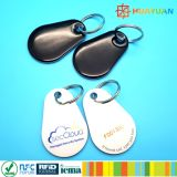 Gymnastikeignungverein FM08 1K RFID EpoxidKeyfob intelligentes keychain