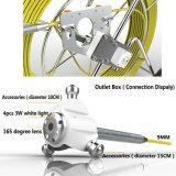 """7 """" Abwasserkanal-Kamera-Rohr-Rohrleitung-Abfluss-Kontrollsystem LCD-DVR HD 1000tvl"""