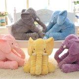 Juguete relleno de la felpa del elefante para el bebé