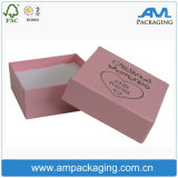 Imballaggio di lusso personalizzato dell'anello del regalo dei monili di legno come la casella impaccante con la goffratura