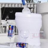 방수 Champagne PE LED 얼음 양동이 서리 백포도주 Cantainer