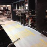 Nichtgewebter flacher Beutel der neuen Ankunfts-2016, der Maschine Zxl-D700 bildet