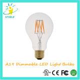 Stoele A19/A60エジソンLEDの球根の白熱ライト