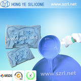 Liquid RTV Silicone for French Furnitur / Reliefs / Plaster Casts