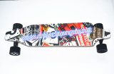 150W Motor twee met 38km/H verzendt Vierwielig Elektrisch Skateboard
