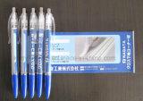 Penna di pubblicità calda dell'aletta di filatoio della penna della bandierina della penna della bandiera di promozione 2017