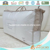 Comforter riempito molle eccellente bianco dell'inserto del Duvet della fibra di poliestere di gloria del san
