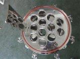 Boîtier de crépine multi à trois étages de cartouche d'acier inoxydable