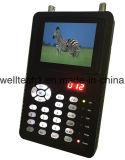 Hecho en China HD lleno el contador basado en los satélites del buscador de 3.5 Digitaces de la pulgada con DC12V hecho salir para la cámara del CCTV