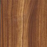 Plancher bon marché en bois d'imitation commercial de Lvt