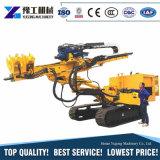 Meilleurs matériels hydrauliques chinois d'équipement de foret de remorque avec le compresseur d'air