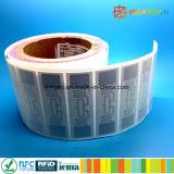 Antennen-intelligente Marken Lager-Management passive RFID 9662 UHFH3