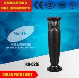Éclairages LED solaires de vente chaude avec le certificat de la CE