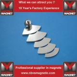 Спеченный магнит NdFeB в по-разному формах диска дуги блока