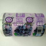 Kundenspezifische BOPP Plastiktasche mit Plastikverpackungen der Drucken-Eiscreme-Verpackungs-Bag/BOPP für Popsicles