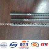 fil d'acier de PC inférieur en acier contraint d'avance de relaxation de 9.4mm