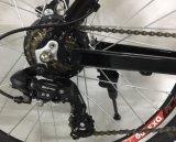 26インチ電池の造りの堅いTait山Eの自転車
