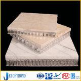 Natürlicher Kalkstein stellte Aluminiumbienenwabe-Zusammensetzung-Panel gegenüber