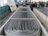 Tubos del cambiador de calor del acero inoxidable TP304