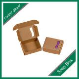 石鹸の包装ボックス