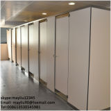 Compartimento por atacado do chuveiro do toalete de HPL