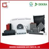 Tubo de la HVAC y cambiador de calor de la asamblea del condensador y del evaporador aire acondicionado de la aleta