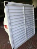 La fábrica vende directo el ventilador de ventilación del mecanismo impulsor directo del vidrio de fibra