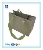 Saco de papel feito sob encomenda do presente da embalagem das vendas quentes para o empacotamento de Gartment