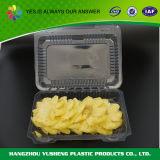 Коробка еды Clamshell любимчика целесообразная для ананаса