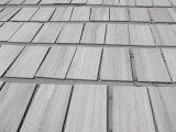 壁のクラッディングのための白いですか灰色の木製の大理石の平板かタイルかフロアーリングまたは階段またはSkiringまたはモザイクまたはカウンタートップ