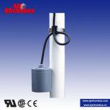 Interruptor de flotador atado tarifa de la UL de Pumpmaster para el control de la bomba de aguas residuales